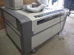 Lot: 17 - LASER CUTTER W/ NDUSTRIAL CHILLER