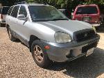 Lot: 5.FW - 2002 HYUNDAI SANTA FE SUV