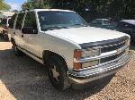 Lot: 6.FW - 1998 CHEVY TAHOE SUV