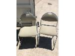 Lot: 1916 - (25) fabric chairs