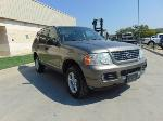 Lot: B8060288 - 2004 FORD EXPLORER SUV - KEY / STARTED