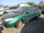 Lot: 45-341254 - 2002 FORD FOCUS LX