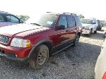 Lot: 54-A11118 - 2003 FORD EXPLORER SUV
