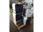 Lot: 54 - Pallet of various printers