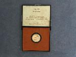 Lot: 6051 - 1972 CAYMAN ISLANDS $25 GOLD COIN