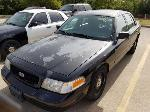 Lot: 18165 - 2010 FORD CROWN VICTORIA