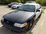 Lot: 18166 - 2009 FORD CROWN VICTORIA