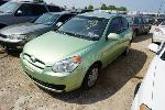 Lot: 10-55336 - 2007 Hyundai Accent