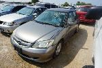 Lot: 15-55277 - 2004 Honda Civic Hybrid