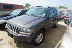 Lot: 20-55417 - 2004 Jeep Grand Cherokee SUV