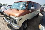 Lot: 22-55464 - 1980 Chevrolet Van