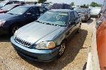 Lot: 23-55744 - 1996 Honda Civic