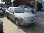 Lot: 14 - 2008 FORD FUSION