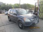 Lot: 30 - 2002 HONDA CR-V SUV - KEY / STARTED / RUNS