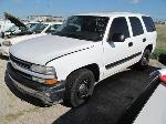 Lot: 5-EQUIP 068098 - 2006 CHEVY TAHOE SUV