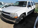 Lot: 7-EQUIP 068073 - 2006 CHEVY TAHOE SUV