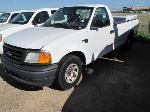 Lot: 8-EQUIP 048030 - 2004 FORD F-150 PICKUP - CNG
