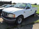 Lot: 10-EQUIP 021097 - 2002 FORD F-150 PICKUP - CNG