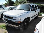 Lot: 12-EQUIP 058011 - 2005 CHEVY TAHOE SUV