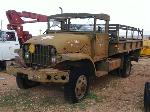 Lot: 10 - 1950's MILTARY TRUCK