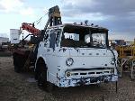 Lot: 13 - 1965 FORD C75 BUCKET TRUCK
