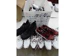 Lot: 02-21024 - (9) Adidas Shoes