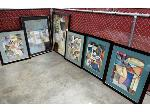 Lot: 02-21041 - (6) Hanging Pictures