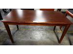 Lot: 02-21071 - Wood Table/Desk