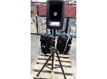Lot: 02-21078 - MegaVox PB-35W PA System with (2) Speakers