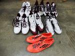 Lot: 02-21089 - (62 approx) Pairs of Adidas Cleats Size 11.5