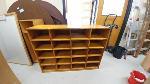 Lot: 97 - Wooden Shelf