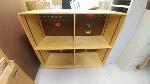 Lot: 98 - Wooden Cabinet