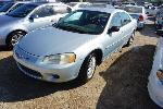 Lot: 05-133656 - 2001 Chrysler Sebring