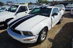 Lot: 08-133721 - 2006 Ford Mustang