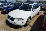 Lot: 21-134192 - 2002 Volkswagen Passat