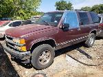 Lot: 398775 - 1997 Chevrolet Tahoe SUV
