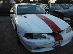 Lot: 08-633741C - 1996 FORD MUSTANG