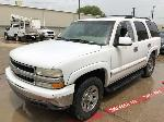 Lot: 18 - 2001 Chevy Tahoe SUV
