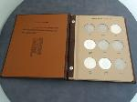 Lot: 6122 - EISENHOWER DOLLAR COLLECTION BOOK