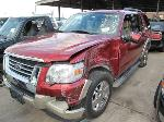 Lot: 1819934 - 2008 FORD EXPLORER SUV - NON-REPAIRABLE