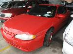 Lot: 1820003 - 2001 CHEVROLET MONTE CARLO