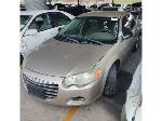 Lot: 1820035 - 2006 CHRYSLER SEBRING