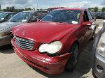 Lot: 1820304 - 2007 MERCEDES-BENZ C230  - *KEY