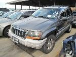 Lot: 1820549 - 2000 JEEP GRAND CHEROKEE SUV - *KEY