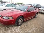 Lot: 27-176600 - 2002 FORD MUSTANG