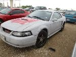 Lot: 28-232698 - 2002 FORD MUSTANG