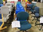 Lot: 249 - (10) OFFICE / COMPUTER CHAIRS
