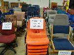 Lot: 251 - (15) CHAIRS