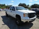 Lot: B-12 - 2008 GMC SIERRA 2500 HD 4X4 PICKUP
