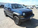 Lot: B-55 - 2005 JEEP LIBERTY  SUV